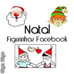Internet - Figurinhas para Facebook: Natal