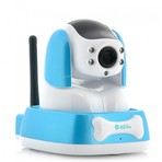 Wireless IP Baby Monitor with Smart Phone Viewing Capability
