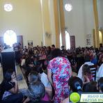 Paróquia de Santa Rita de Cássia celebra 10 anos da Missa da Coroa em Santa Cruz