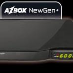 Softwares - CONFIGURAR CS NO AZBOX NEWGEN+ 21/11/2014