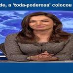 Entretenimento - Patricia Poeta falou a verdade, a 'toda-poderosa' Globo colocou na geladeira