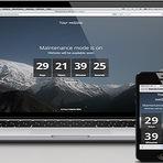 Internet - Como Criar Pagina de Lançamento para sites WordPress