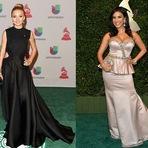 Looks das Famosas no Grammy Latino 2014 - Fotos