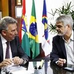 Diversos - Humberto Costa visita o prefeito José Queiroz