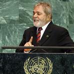 Lula secretário-geral da ONU?