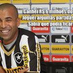 Futebol - Por que Emerson Sheik caiu fora do Botafogo-RJ ?