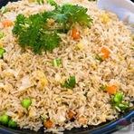 Culinária - Receita de Arroz com legumes
