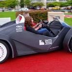 Automóveis - Strati O primeiro carro impresso em 3d