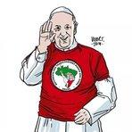 Francisco revolucionário e socialista, pediu luta por terra em reunião com sindicalistas no Vaticano