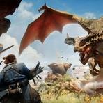 """Jogos - """"Dragon Age: Inquisition"""" chegará às lojas brasileiras em 4 de dezembro"""