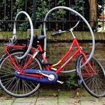 As melhores maneiras de proteger uma bicicleta contra roubo ou não