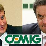 """Política - Aécio Neves """"Quem cospe pra cima, na cara lhe cai"""". Operação Lava Jato esbarra em contratos da CEMIG"""