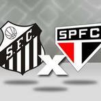 Assista Santos X São Paulo online, jogo válido pela 36ª Rodada do Brasileirão 2014