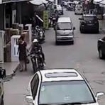 Após roubo mal sucedido bandidos são espancados por multidão