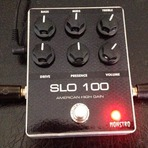 Música - Pedal Handmade High Gain Distortion Soldano Slo 100 | MONSTRO EFFECTS | True By Pass | Amplificador