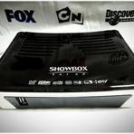 Softwares - NOVA ATUALIZAÇÃO SHOWBOX SAT HD-23/11/2014