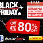 Semana Black Friday do dia 24 ao dia 28 de Novembro