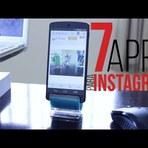 7 Aplicativos para usar com o Instagram