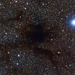 Espaço - Astrofoto: Apagando as estrelas