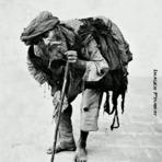 Não se chateiem com um mendigo...