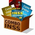 Concursos Públicos - Apostila Concurso INSS 2015 (GRÁTIS CD)