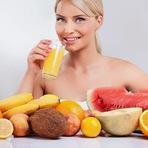 Saúde - Dieta detox cardapio