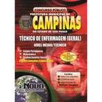 Apostila Concurso Prefeitura de Campinas SP 2014 - Agente Comunitário de Saúde
