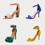 Sandálias do Verão