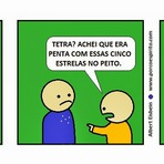 O título do Cruzeiro é roubado.