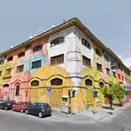 Pintura - O artista de rua BLU e seus coloridos grafites