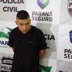 """Blogueiro Repórter - """"FUBULA"""" É PRESO ACUSADO DE DOIS ASSASSINATOS E UMA TENTATIVA EM MARINGÁ."""
