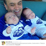 Ídolos e personalidades do esporte e da política parabenizam o Cruzeiro pelo tetracampeonato
