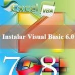 Instalar Visual Basic 6.0 no Windows 8 e 7