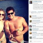 Celebridades - Fernanda Gentil posta foto de biquíni e revela tatuagem 'ousada'
