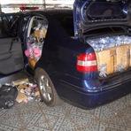 Blogueiro Repórter - Polícia apreende 20 mil relógios contrabandeados em estrada rural