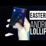 Android Lollipop tem Game Escondido!