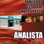 Apostila ANALISTA 2014 - Concurso Defensoria Pública do Estado / MT  COMUM A TODOS OS CARGOS