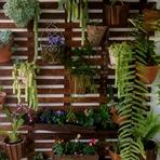 Aprenda como fazer um jardim vertical!