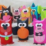 Hobbies - Reciclagem Para Lembrancinhas de Festas Infantis