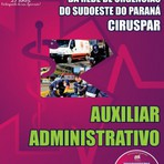 Apostila para o concurso do CIRUSPAR Cargo - Auxiliar De Serviços Gerais