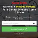 Curso gratis aprenda o metodo perfeito para ganhar dinheiro como afiliado