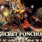 Jogos - Secret Ponchos está chegando ao PlayStation 4 em 2 de dezembro