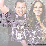 Entretenimento - AGENDA AVIÕES DO FORRÓ 2015