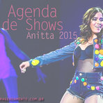 Entretenimento - AGENDA ANITTA 2015
