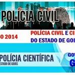 Concursos Públicos - Apostila Perito Criminal Polícia Científica Goiás 2014-2015