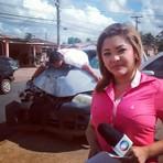 Repórter sem noção entrevista falsa vítima de acidente e vira piada na internet