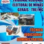 Concursos Públicos - [Apostila Digital] TRE-MG 2014 - Técnico Judiciário/Área Administrativa