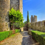 Castelo de Montemor-o-Velho - Montemor - Distrito de Coimbra
