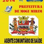 Concursos Públicos - Apostila do Concurso publico Prefeitura de Mogi Mirim Agente Comunitario de Saude 2014