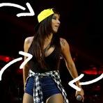 Anitta Só conseguiu passar pela porta do Grammy! Faltou só o talento
